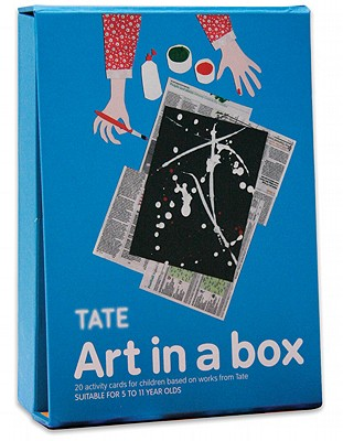 Art in a Box By Richardson, Sarah